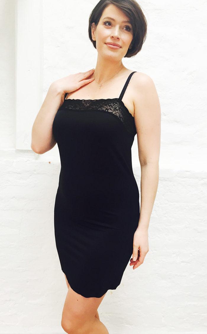 Molly underklänning svart1b